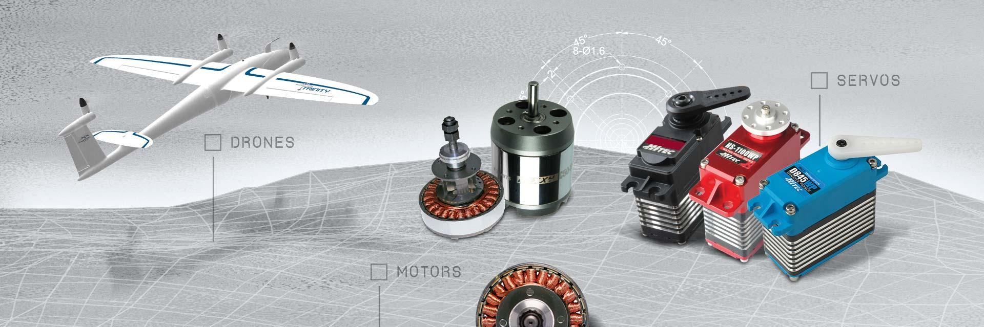 Brushless-Motor